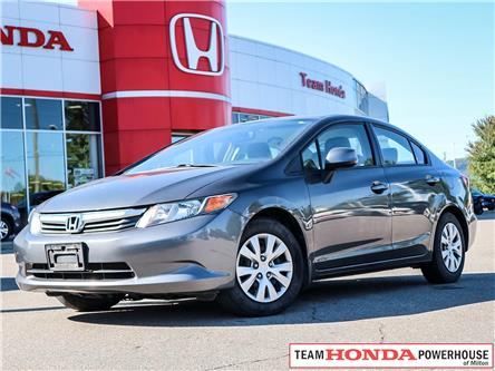 2012 Honda Civic LX (Stk: 19554A) in Milton - Image 1 of 20