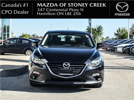 2016 Mazda Mazda3 Sport GX (Stk: SU1400) in Hamilton - Image 2 of 22