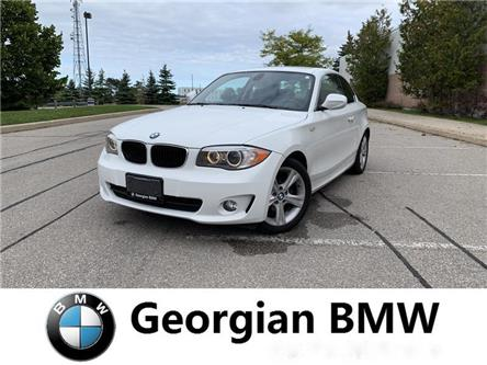 2012 BMW 128i  (Stk: B19207-1) in Barrie - Image 1 of 11
