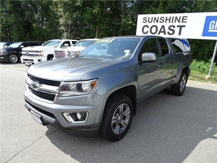 2018 Chevrolet Colorado LT (Stk: SC0105) in Sechelt - Image 1 of 16