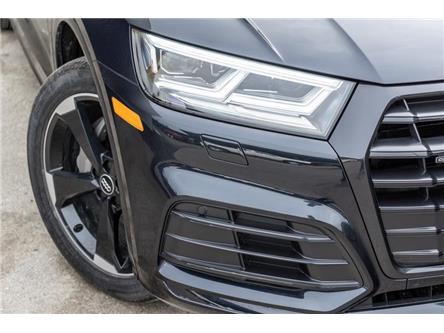 2019 Audi Q5 45 Technik (Stk: N5050) in Calgary - Image 2 of 18