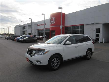 2013 Nissan Pathfinder S (Stk: SS3594A) in Ottawa - Image 1 of 13