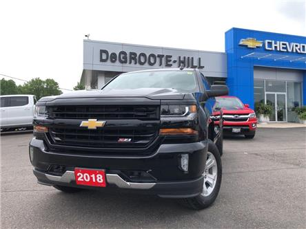 2018 Chevrolet Silverado 1500 2LT (Stk: 19C328A) in Tillsonburg - Image 1 of 30