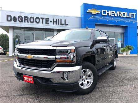 2016 Chevrolet Silverado 1500 1LT (Stk: U-2198) in Tillsonburg - Image 1 of 30
