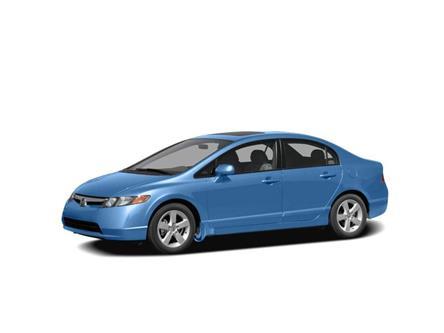 2007 Honda Civic EX (Stk: 21525B) in Edmonton - Image 2 of 2