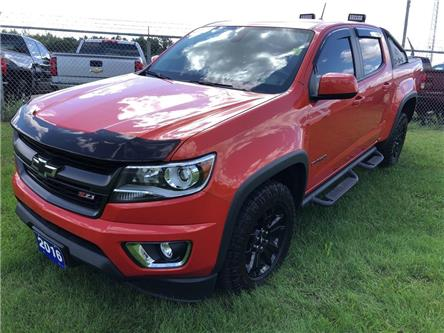2016 Chevrolet Colorado Z71 (Stk: 19C523A) in Tillsonburg - Image 2 of 12