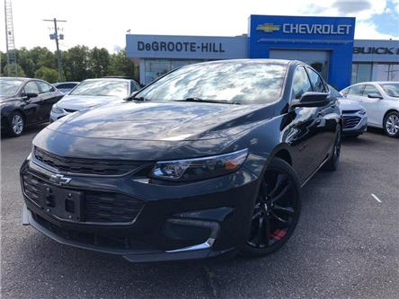 2018 Chevrolet Malibu LT (Stk: 19C468A) in Tillsonburg - Image 1 of 28