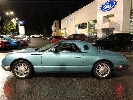 2002 Ford Thunderbird Standard (Stk: OP19236A) in Vancouver - Image 2 of 17