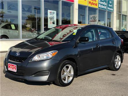 2012 Toyota Matrix Base (Stk: W4854) in Cobourg - Image 1 of 18