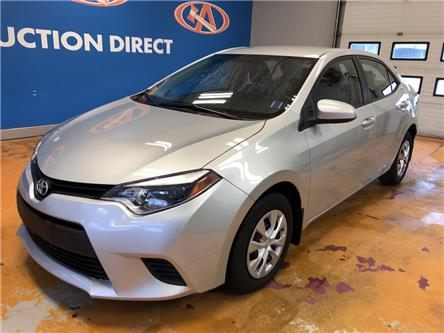 2015 Toyota Corolla CE (Stk: 15-*274792) in Lower Sackville - Image 1 of 16