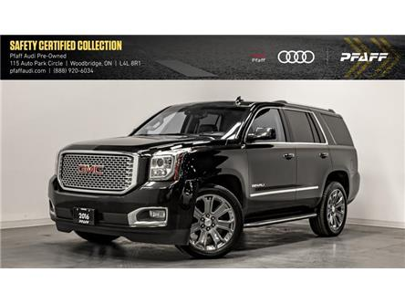 2016 GMC Yukon Denali (Stk: C7071) in Woodbridge - Image 1 of 22