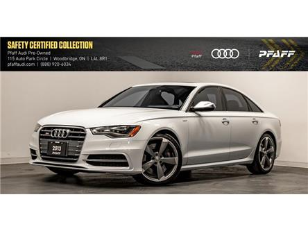 2013 Audi S6 4.0T (Stk: T17265A) in Woodbridge - Image 1 of 22