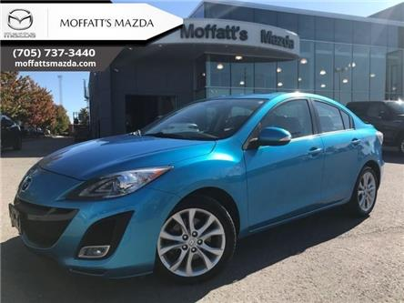 2010 Mazda Mazda3 GT (Stk: P7246A) in Barrie - Image 1 of 23