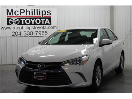 2017 Toyota Camry LE (Stk: A105271A) in Winnipeg - Image 2 of 25