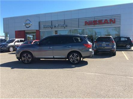 2018 Nissan Pathfinder Platinum (Stk: 19-356A) in Smiths Falls - Image 1 of 13