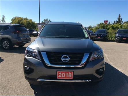 2018 Nissan Pathfinder Platinum (Stk: 19-356A) in Smiths Falls - Image 2 of 13