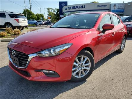 2018 Mazda Mazda3 Sport GS (Stk: 19S1201A) in Whitby - Image 1 of 22
