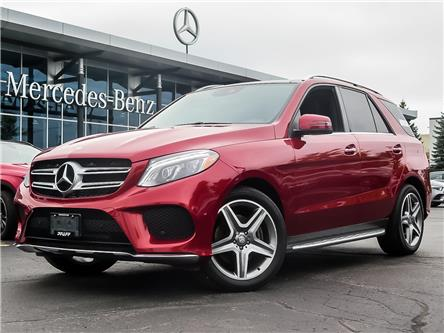 2016 Mercedes-Benz GLE-Class Base (Stk: 39277A) in Kitchener - Image 1 of 28