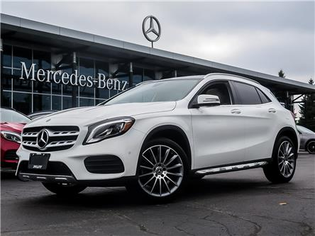 2019 Mercedes-Benz GLA 250 Base (Stk: K3911) in Kitchener - Image 1 of 26
