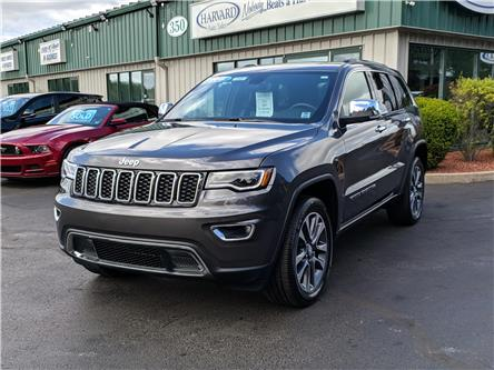 2018 Jeep Grand Cherokee Limited (Stk: 10489) in Lower Sackville - Image 1 of 22