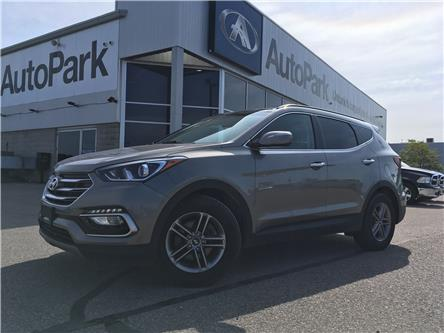 2018 Hyundai Santa Fe Sport 2.4 SE (Stk: 18-47938RJB) in Barrie - Image 1 of 30