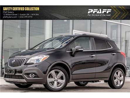 2015 Buick Encore Leather (Stk: SU0098) in Guelph - Image 1 of 13