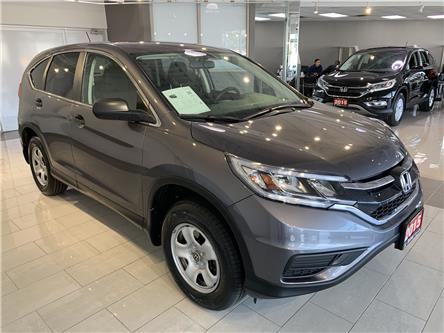 2015 Honda CR-V LX (Stk: 16416A) in North York - Image 1 of 24