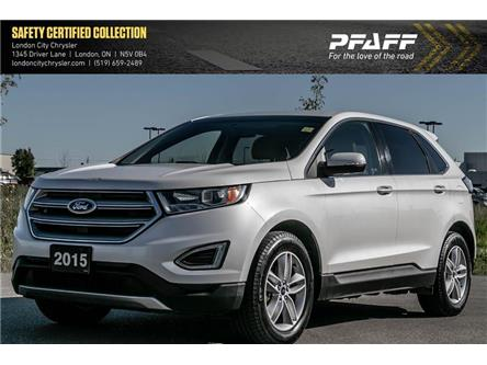 2015 Ford Edge SEL (Stk: LU8677) in London - Image 1 of 19