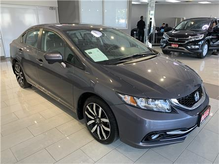2015 Honda Civic Touring (Stk: 16403A) in North York - Image 1 of 21