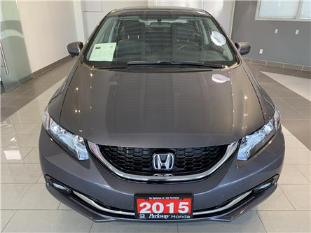 2015 Honda Civic Touring (Stk: 16403A) in North York - Image 2 of 21