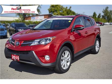 2015 Toyota RAV4 Limited (Stk: 18323A) in Hamilton - Image 1 of 22