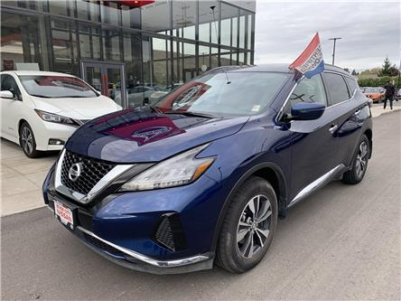 2019 Nissan Murano SV (Stk: UT1308) in Kamloops - Image 1 of 26