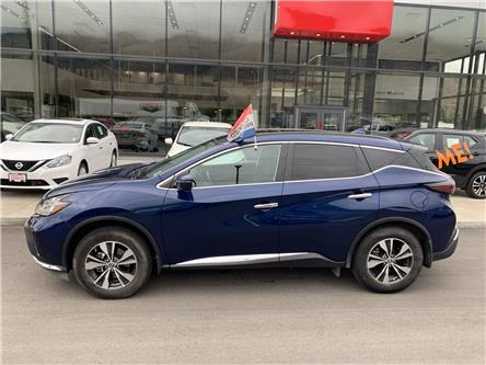 2019 Nissan Murano SV (Stk: UT1308) in Kamloops - Image 2 of 26