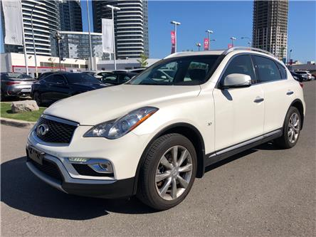 2017 Infiniti QX50 Base (Stk: DEMO-H7380) in Thornhill - Image 1 of 16