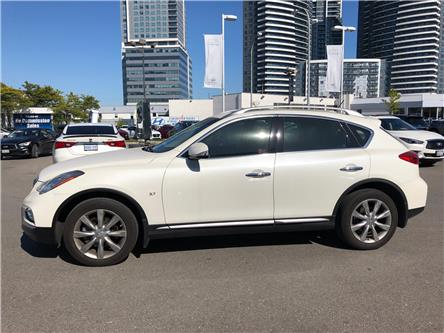 2017 Infiniti QX50 Base (Stk: DEMO-H7380) in Thornhill - Image 2 of 16