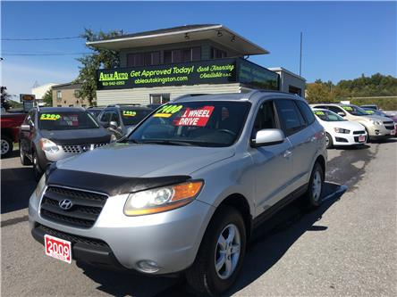 2009 Hyundai Santa Fe GL (Stk: 2561) in Kingston - Image 1 of 14