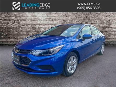 2018 Chevrolet Cruze LT Auto (Stk: ) in Woodbridge - Image 1 of 16