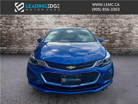 2018 Chevrolet Cruze LT Auto (Stk: ) in Woodbridge - Image 2 of 16