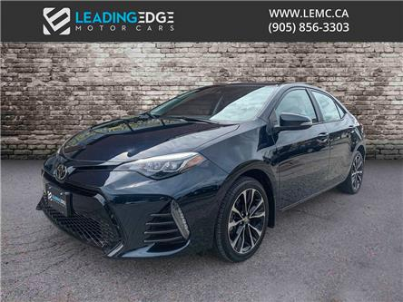 2019 Toyota Corolla SE (Stk: ) in Woodbridge - Image 1 of 17