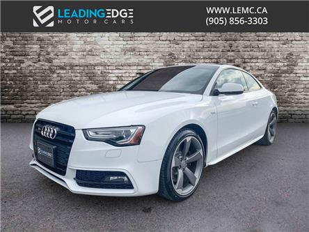 2016 Audi S5 3.0T Technik (Stk: 16758) in Woodbridge - Image 1 of 20