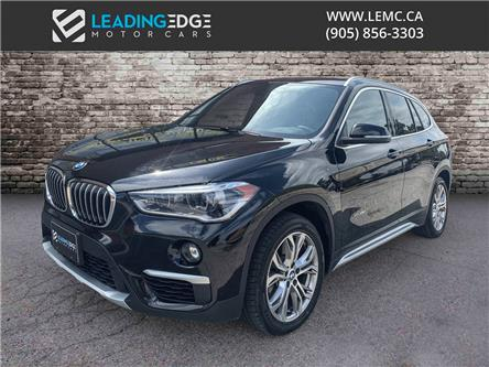 2018 BMW X1 xDrive28i (Stk: ) in Woodbridge - Image 1 of 17