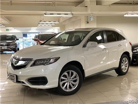 2017 Acura RDX Tech (Stk: AP3397) in Toronto - Image 1 of 31