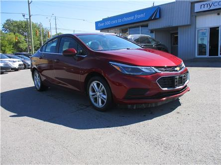 2016 Chevrolet Cruze LT Auto (Stk: 191361) in Kingston - Image 1 of 15