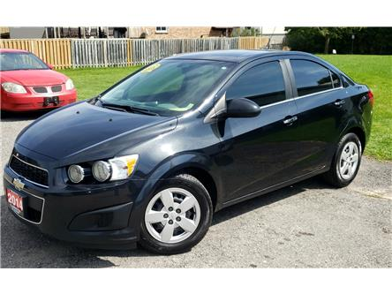 2014 Chevrolet Sonic LT Auto (Stk: ) in Oshawa - Image 1 of 16