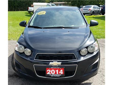 2014 Chevrolet Sonic LT Auto (Stk: ) in Oshawa - Image 2 of 16