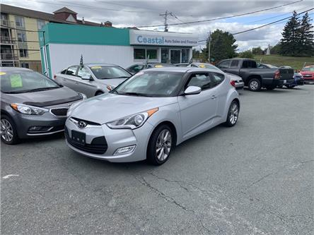 2017 Hyundai Veloster Base (Stk: -) in Lower Sackville - Image 1 of 6
