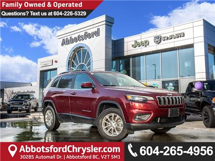2019 Jeep Cherokee North (Stk: AG0961) in Abbotsford - Image 1 of 25
