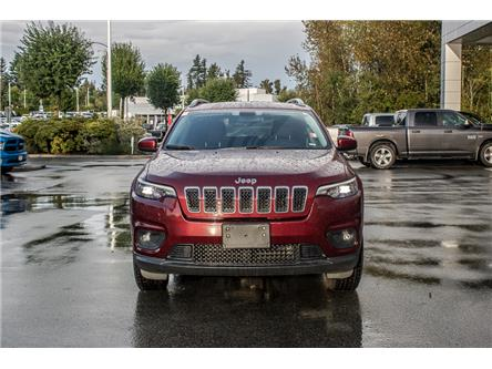 2019 Jeep Cherokee North (Stk: AG0961) in Abbotsford - Image 2 of 26