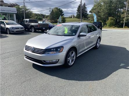 2013 Volkswagen Passat 2.0 TDI Highline (Stk: -) in Lower Sackville - Image 1 of 15