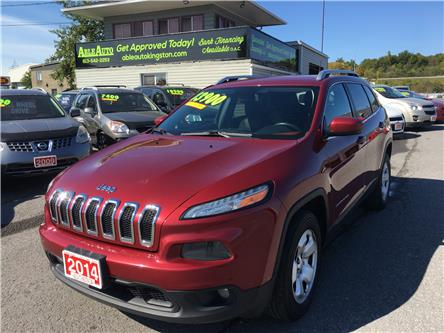 2014 Jeep Cherokee North (Stk: 2559) in Kingston - Image 1 of 14